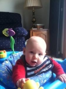 sawyer 5 month