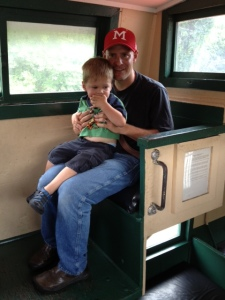 dad ryan 7.13 train