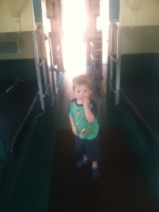 ryan in caboose